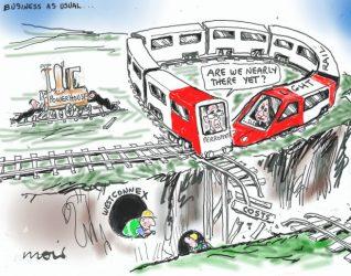 Sydney's Betrayals
